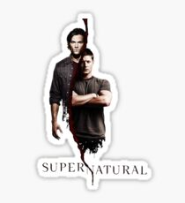 Supernatural 3 Sticker