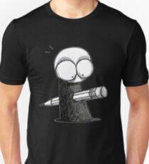 Murdered by illustrator Unisex T-Shirt