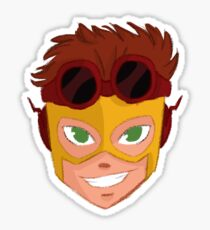 Young Justice Kid Flash  Sticker