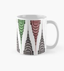 Chrysler Building Mug - Opposing Elements Mug