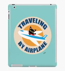 Airplane iPad Case/Skin