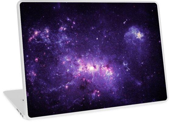 Purpurroter Sternhaufen - Raum von JayCorz