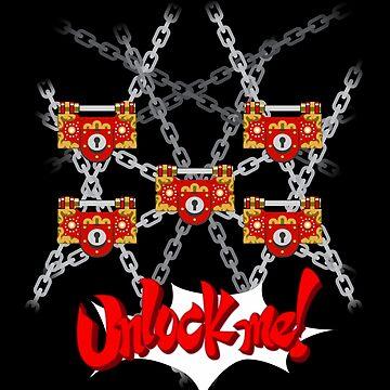 Unlock me! by ZandryX