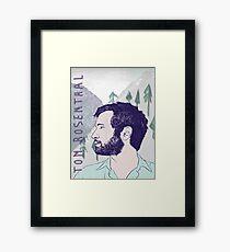 Tom Rosenthal Framed Print
