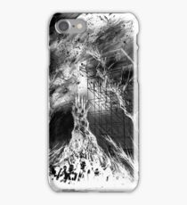 Dark Mystery of Thunderstorm iPhone Case/Skin