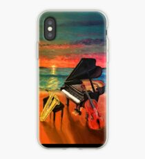 Ocean Music Handytasche iPhone-Hülle & Cover