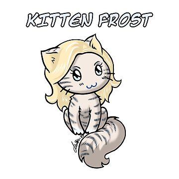 Kitten Frost by ShahanaMikagi