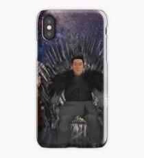 Custom GOT Portrai iPhone Case/Skin