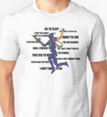 Chappie Quotes Unisex T-Shirt