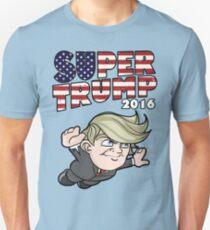 Super Trump 2016 Unisex T-Shirt