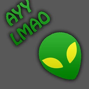 AYY LMAO by MatthewL1064