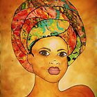 Headwrap by Laura Hutton