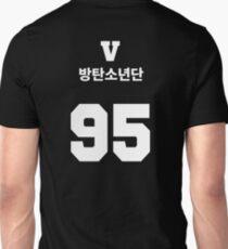 BTS - V Jersey Style T-Shirt