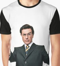 Stephen Colbert Graphic T-Shirt