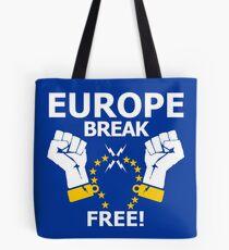 Europe Break Free! Tote Bag