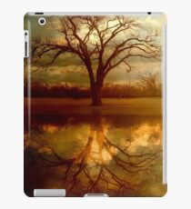 """A Place To """"Reflect"""" iPad Case/Skin"""