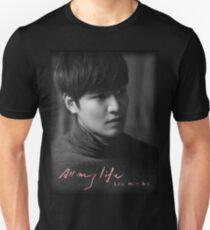 Lee Min Ho All My Life Unisex T-Shirt