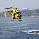 Westpac Rescue by Doug Cliff