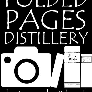Folded Pages Distillery by carololiiveira