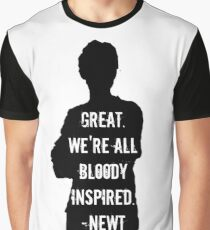 Bloody Inspired Graphic T-Shirt