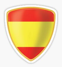 Bandera de España Sticker