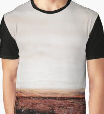 Bark beach Graphic T-Shirt