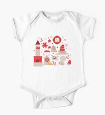 Red lighthouse Kids Clothes