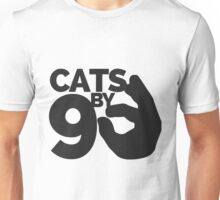 cats by 90 Unisex T-Shirt