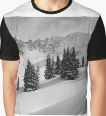 Mayflower Gulch Monochrome Graphic T-Shirt