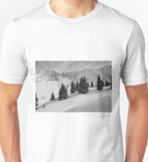 Mayflower Gulch Monochrome Unisex T-Shirt