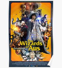 The Wizards of Aus ~ Series Poster Poster