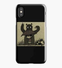 Desolate Wanderer iPhone Case/Skin