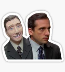 Michael Scott - The First Halloween Sticker