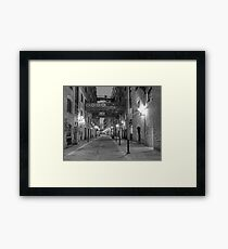 Edwardian London - HDR Framed Print