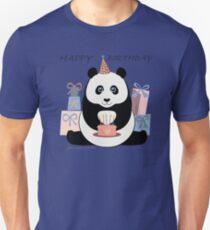 PANDA HAPPY BIRTHDAY T-Shirt