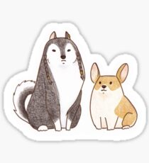 Dogginshield  Sticker