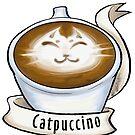 Cat'puccino by swinku