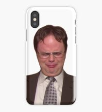 """Do I Care That Michael Didn't Invite Me to His Dinner Party?"" iPhone Case/Skin"