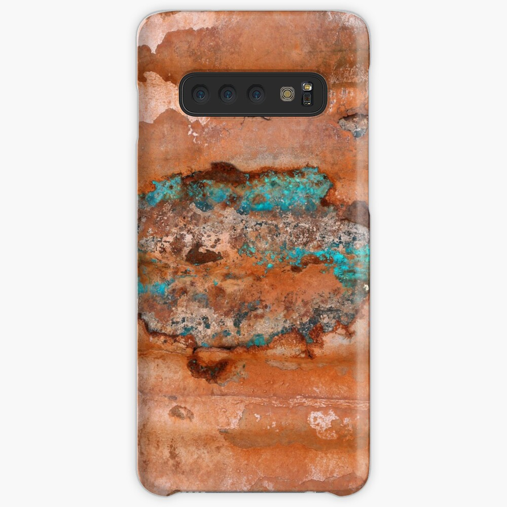 Tank Fish out in the Goldfields Case & Skin for Samsung Galaxy