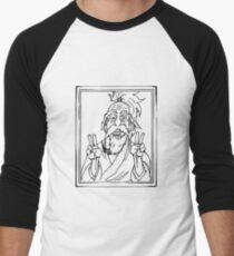 Netero HunterXHunter Men's Baseball ¾ T-Shirt