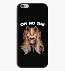 Oh No Ani - Dead Jar Jar iPhone Case