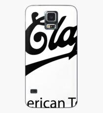 eric clapton tour  Case/Skin for Samsung Galaxy