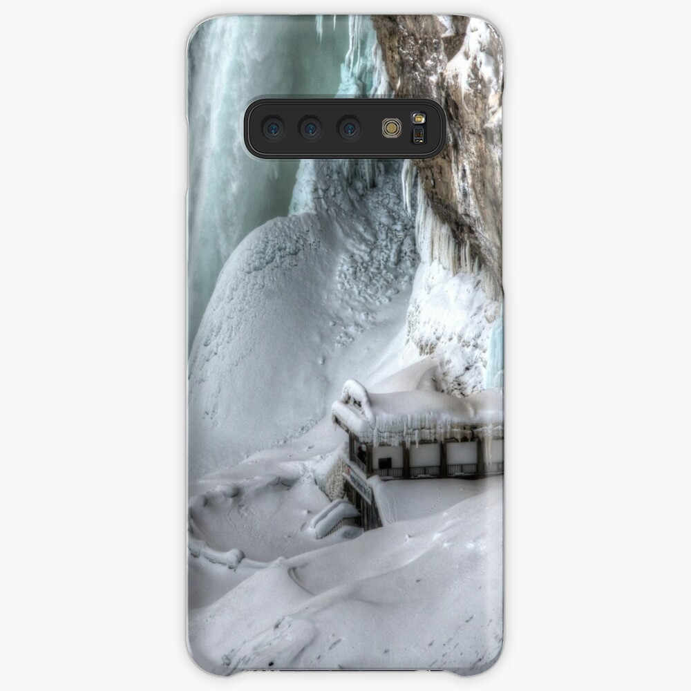 House by the falls Case & Skin for Samsung Galaxy