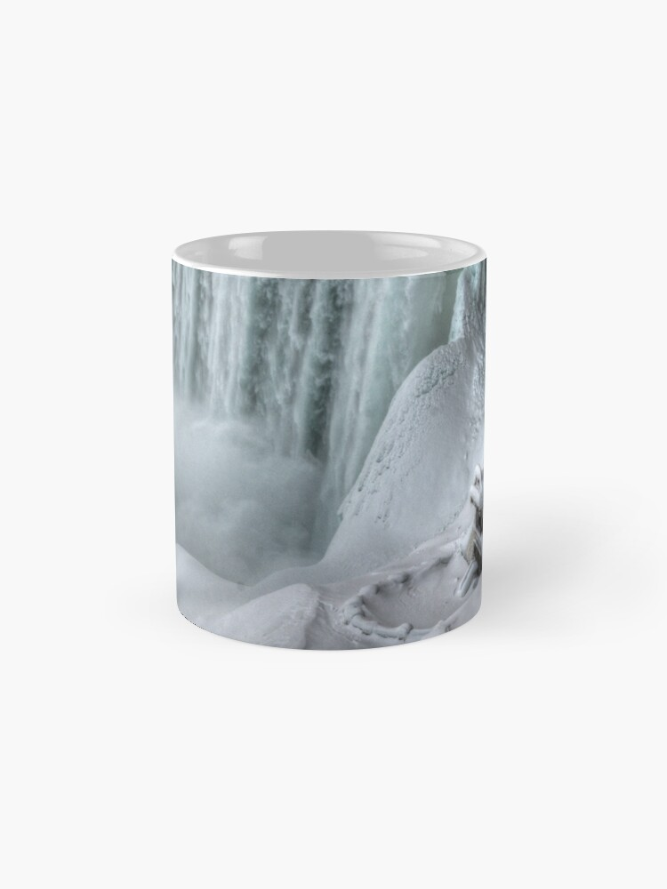 Alternate view of House by the falls Mug
