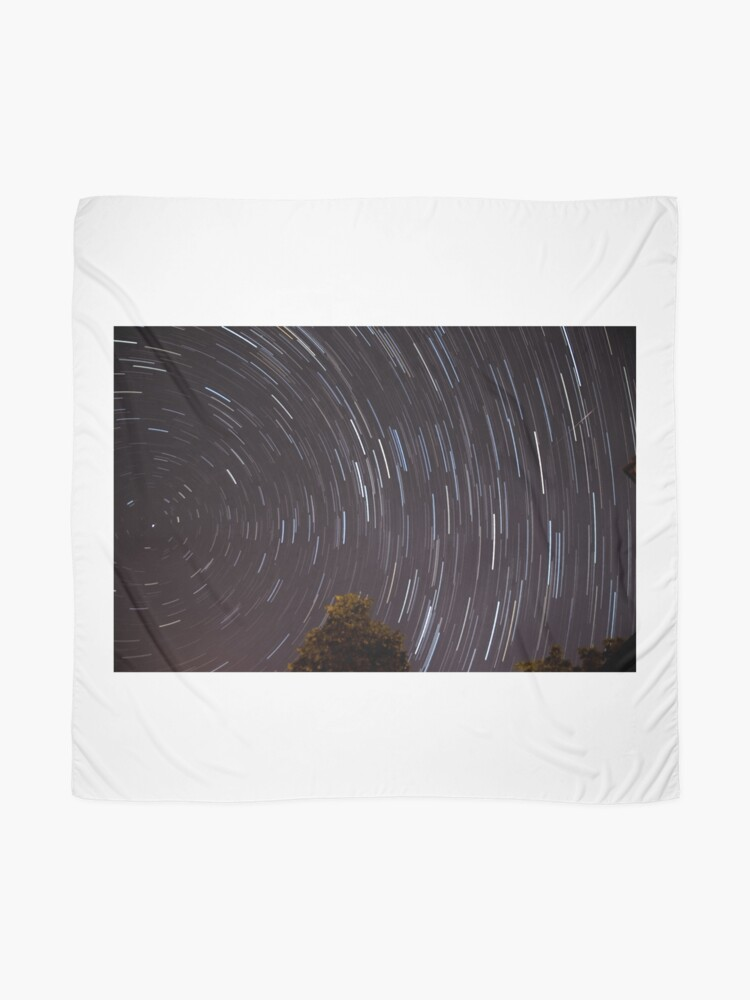 Alternate view of Star Trails Scarf