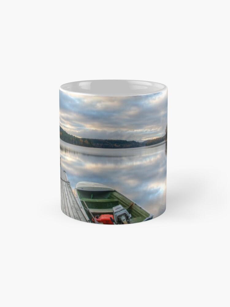 Alternate view of Cottage Life Mug