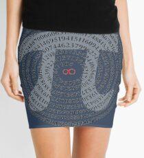 Pi Day Mini Skirt