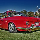 Red Type 34 Karmann Ghia by Ferenghi