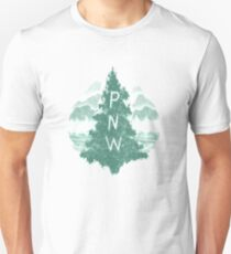 Pacific Northwest Unisex T-Shirt