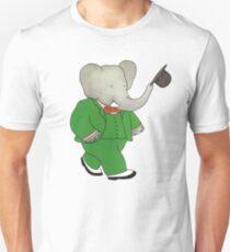Babar l'Elephante Slim Fit T-Shirt
